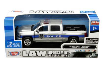CHEVROLET SILVERADO 1500 LT Z71 2017 POLICE