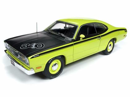 Plymouth Duster 340 1971  (end of February)