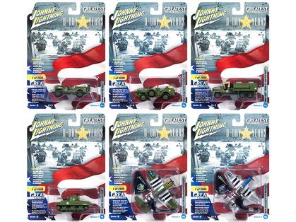 The Greatest Generation Military Release 3 Set A