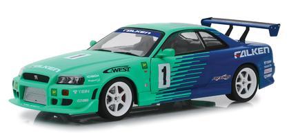 Nissan Skyline GT-R (R34) Falken Tires #1