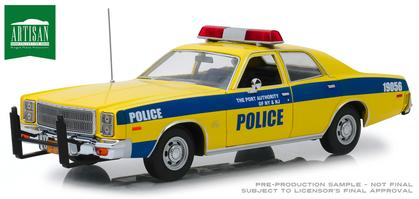 Plymouth Fury 1977 Police - Port Authority of New York & New Jersey