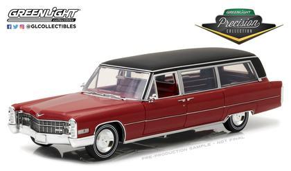 1966 Cadillac S&S Limousine