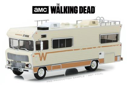 Dale's 1973 Winnebago Chieftain The Walking Dead