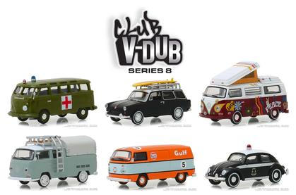 Club Vee-Dub Series 8 Set