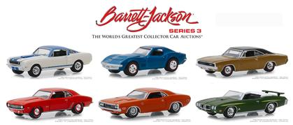 Barrett-Jackson 'Scottsdale Edition' Series 3 Set