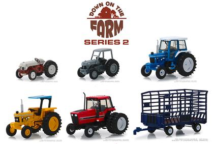 Down on the Farm Series 2 Set