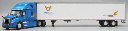 Freightliner Cascadia high rise sleeper 2019 FRONTIER DISTRIBUTION