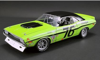 Dodge Challenger 1970 #76 Trans Am Sam Posey
