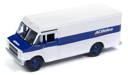 GMC 1990 Step Van Delivery Truck AC Delco