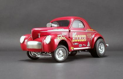 1941 Willys Gasser The Hooker Car
