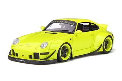 Porsche 911(993) RWB Duck Tail