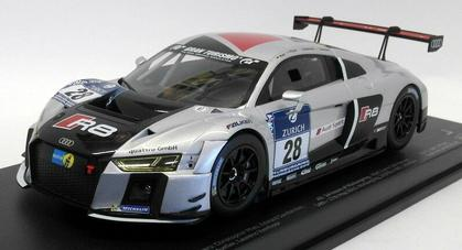 Audi R8LMS Belgium Audi Club Team WRT #28 2015
