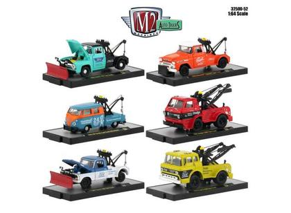 M2 Set Auto Trucks Release 52 Tow Truck
