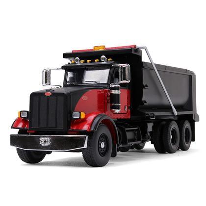 Peterbilt Model 367 Dump Truck
