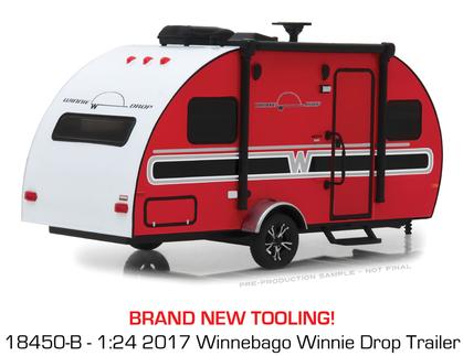 2017 Winnebago Winnie Drop Trailer Hitch and Tow Trailers Series 5