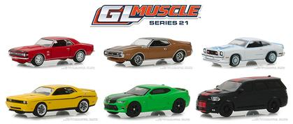 GL Muscle Series 21 Set 1:64