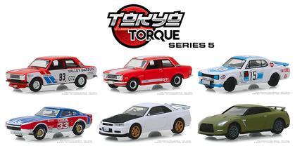Tokyo Torque Series 5 Set 1:64