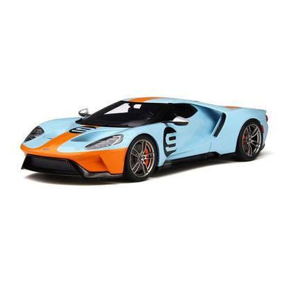 Ford GT #9 Gulf Heritage Edition