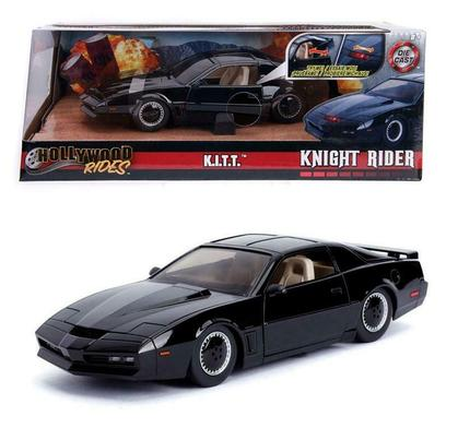 Pontiac Firebird Knight Rider K.I.T.T. with Scanner Light
