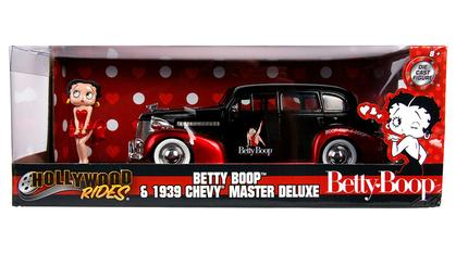 Chevrolet Master Deluxe 1939 with Betty Boop Figure