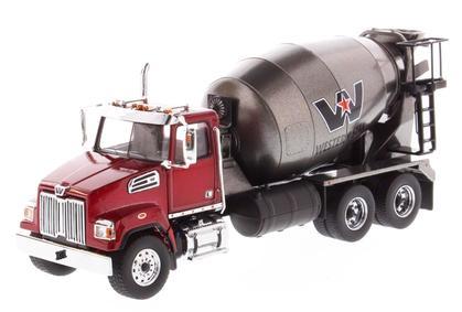 Western Star 4700 SF Concrete Mixer Truck
