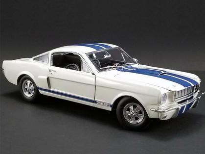Ford Shelby Mustang GT-350 1966 Supercharged