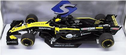 RENAULT F1 RS18 Launch Version