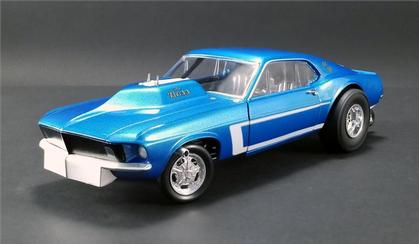 Ford Mustang Gasser 1969
