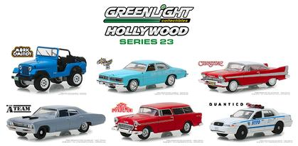 Hollywood Series 23 Set