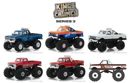 Kings of Crunch Series 3 Set