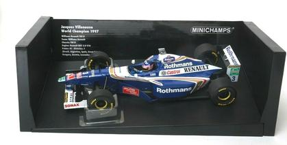 Williams FW19 Jacques Villeneuve 1997 World Champion