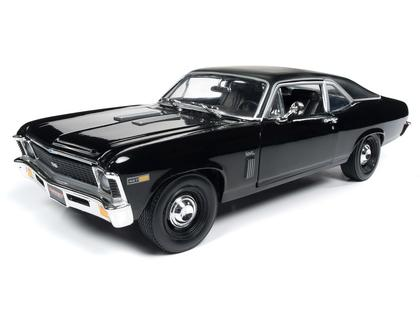 CHEVROLET NOVA 1969 MCACN - CLASS OF 1969 (June)