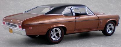 Chevrolet Nova SS 1969 Yenko/COPO (June)
