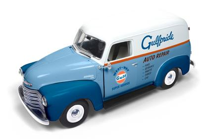 CHEVROLET PANEL DELIVERY TRUCK 1948