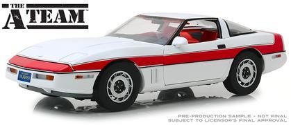 Chevrolet Corvette C4 1985