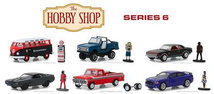 The Hobby Shop Series 6 Set