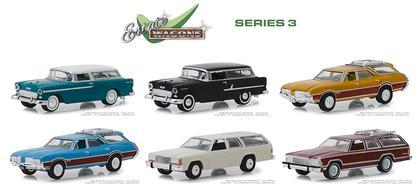 Estate Wagons Series 3 Set