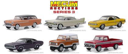 Mecum Auctions Collector Cars Series 3 Set