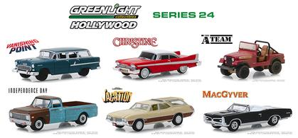 Hollywood Series 24 Set