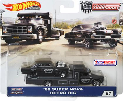 Hot Wheels 1:64 Team Transport