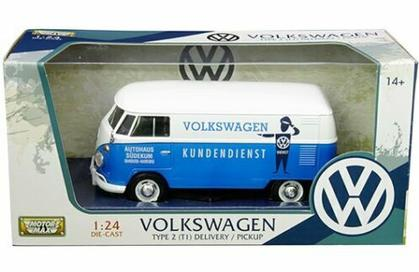 Volkswagen Type 2 T1 Delivery Autohaus