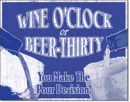 Wine Beer - Pour Decision