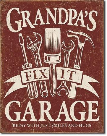 Grandpa's Garage