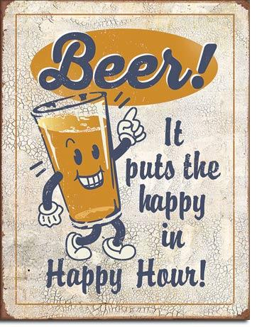 Happy Hour - Beer