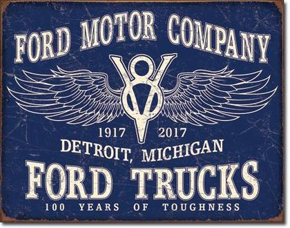 Ford Trucks - 100 Years