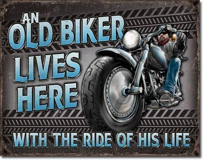 Old Biker - Ride