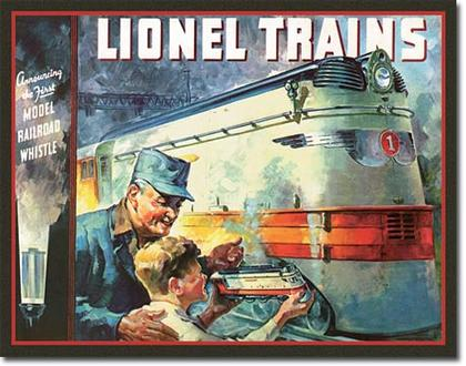 Lionel 1935 Cover