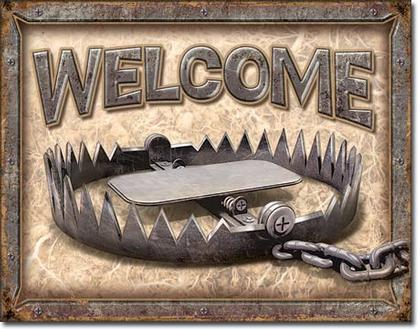 Welcome - Bear Trap