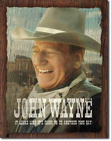 John Wayne - Fine Day
