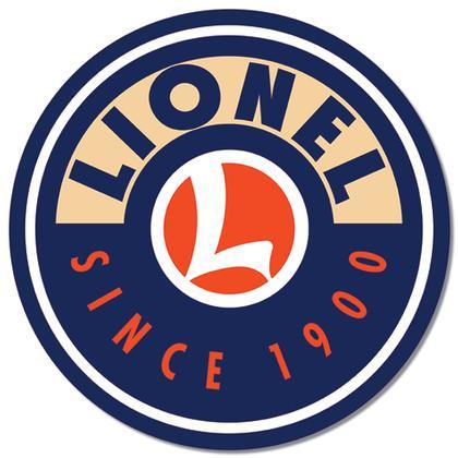 Lionel Logo Round